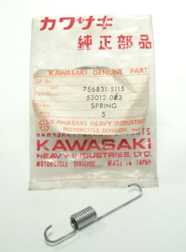 Spring Seat Hook NOS KAWASAKI Bighorn F5 KV75