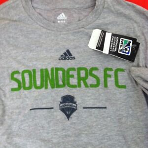 new concept 0237e acabe Image is loading NEW-w-tag-MLS-SOCCER-ADIDAS-Seattle-Sounders-