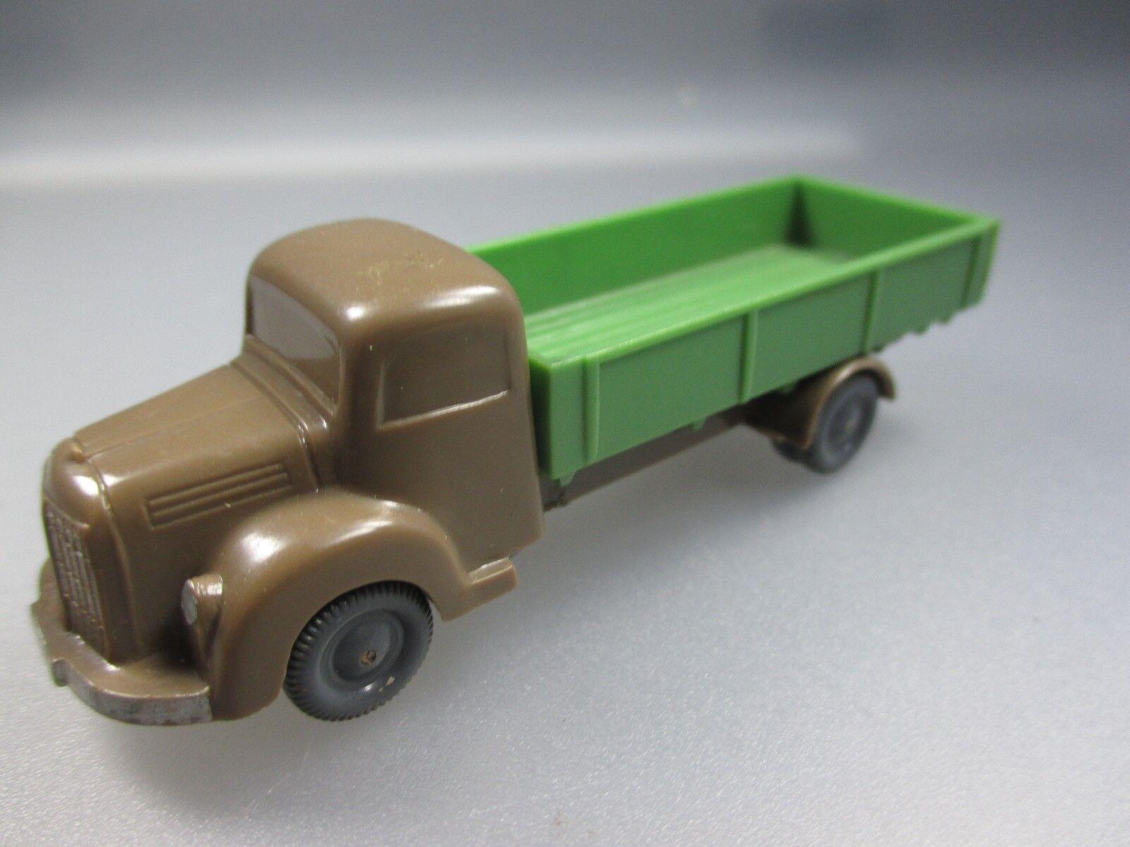 Wiking  MB L 3500 planches-camions, Pâle Marron Maivert (cisaillement 39)