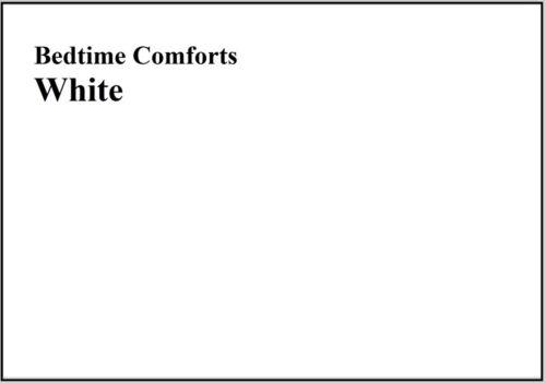 "DORMEO MEMORY PLUS MATTRESS FITTED SHEETS 120CM X 190CM 47/"" x 75/"""