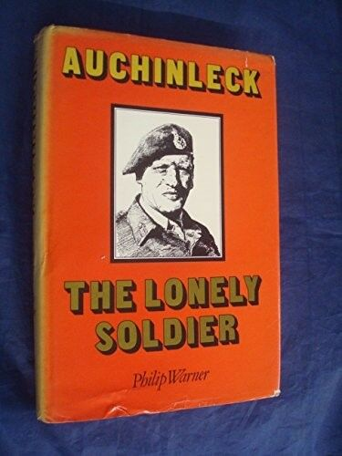 Auchinleck: The Lonely Soldier, Very Good Books