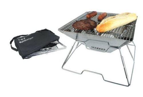 Yellowstone PAC plat BBQ NOUVEAU Pêche à La Carpe Léger Pliable Barbecue