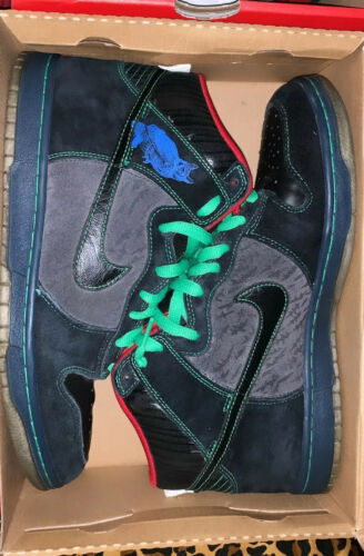 Nike Dunk Sb 11.5 Night Owl
