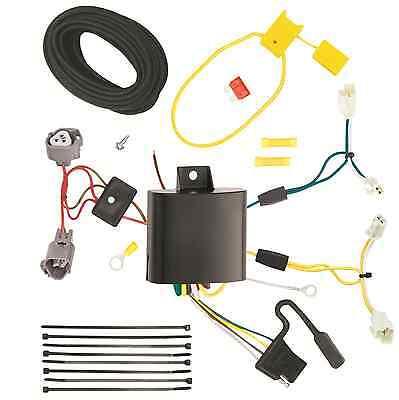 Trailer Tow Wiring Harness Kit For 14-17 Mazda 6 Sedan Plug & Play T-One  NEW | eBay | 2014 Mazda 6 Wiring Harness |  | eBay