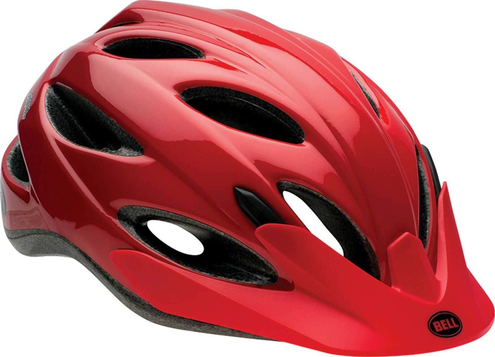 NEW Bell Octane Youth Universal Bicycle Helmet RED Comet 50-57 cm Cycling