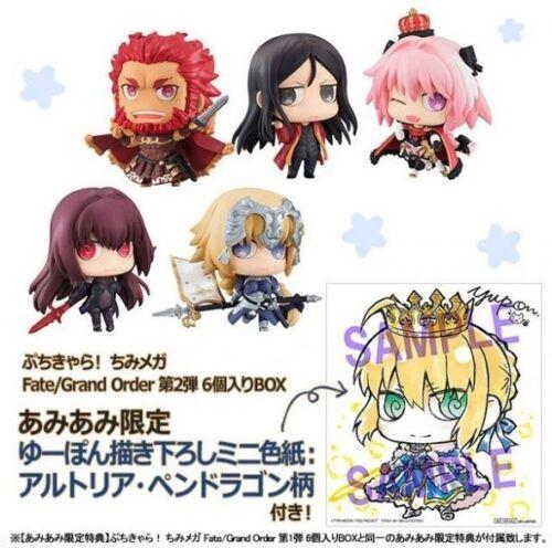 MegaHouse Petit Chara Chimi Mega Fate//Grand Order Figure 2 Ruler Jeanne d/'Arc