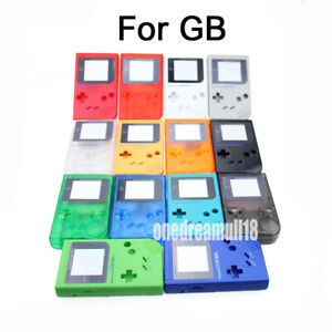 Full-Housing-Shell-Case-For-Game-Classic-Boy-GB-Console-Full-Parts-Replacement
