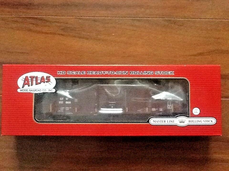 ATLAS 1 87 HO CANADIAN NATIONAL (GTW) 50' BOX CAR NIB