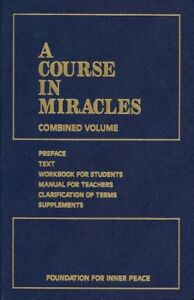 Course in Miracles, Paperback by Foundation for Inner Peace (COR), Brand New,...