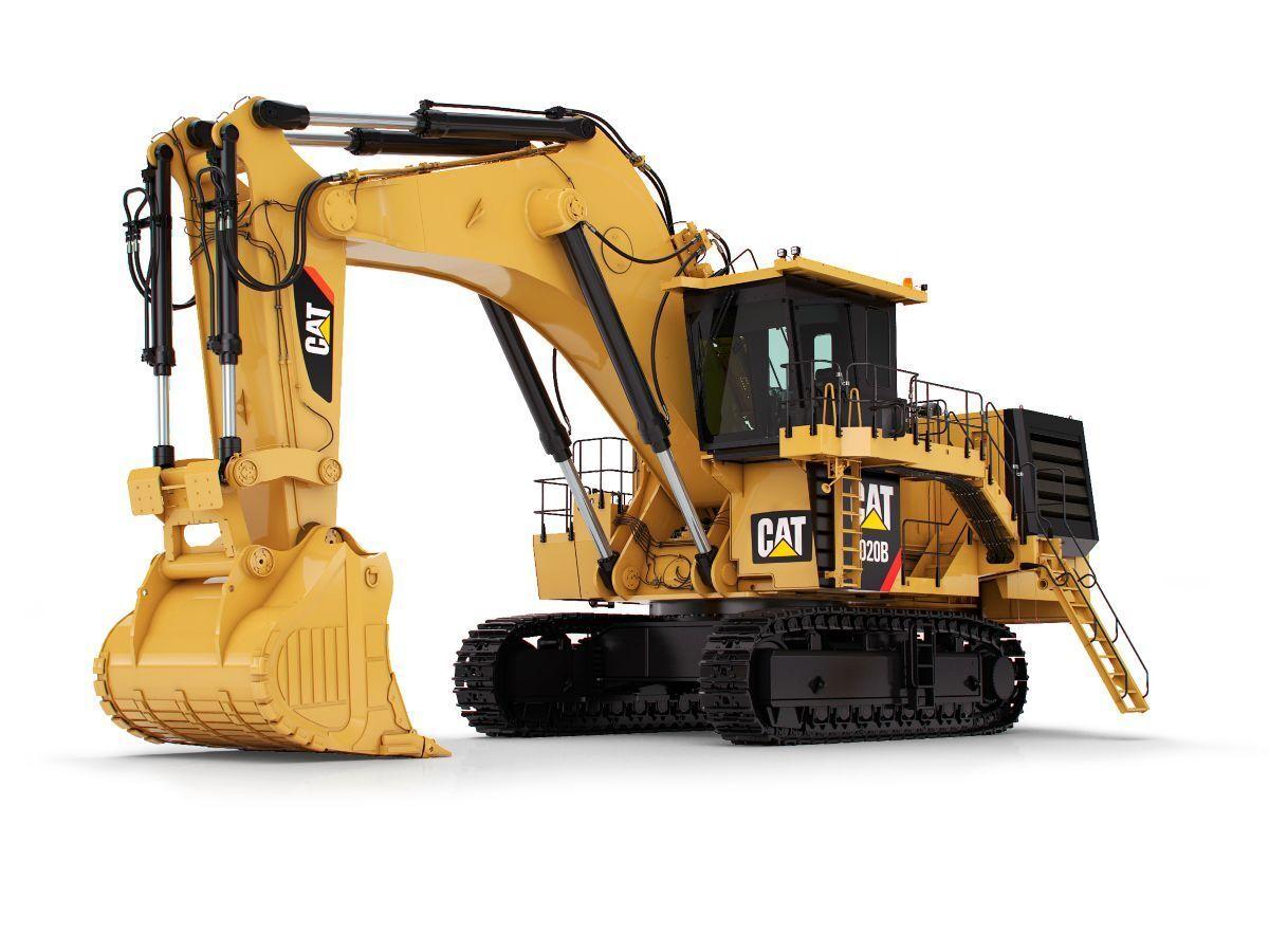 Caterpillar 6020B Pelle - 1 48 - CCM-Diecast-Only  1100 MADE  prix bas 40%