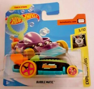 Mattel-Hot-Wheels-bubblematic-Nuevo-Sellado