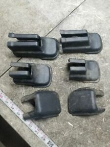 OEM 2000-2005 TOYOTA TUNDRA Seat Track End Covers DRIVER PASSENGER