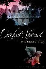 The Orchid Shroud: A Novel of Death in the Dordogne-ExLibrary