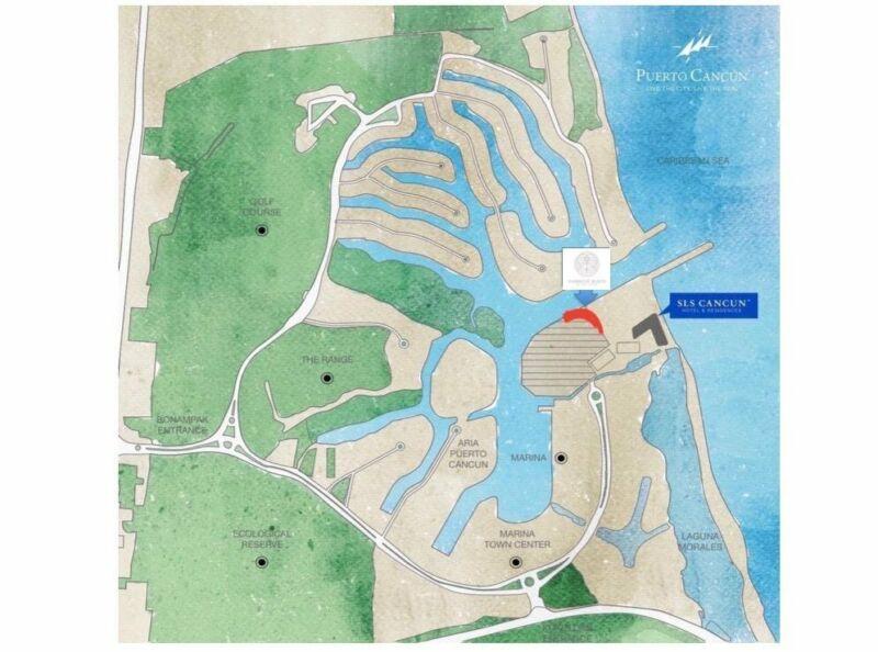 #LUXURY PREVENTA SLS HARBOUR BEACH 4 RECAMARAS