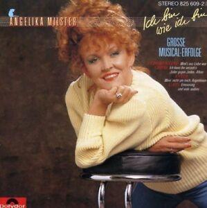 Angelika-Milster-CD-Ich-bin-wie-ich-bin-Grosse-Musical-Erfolge-1985