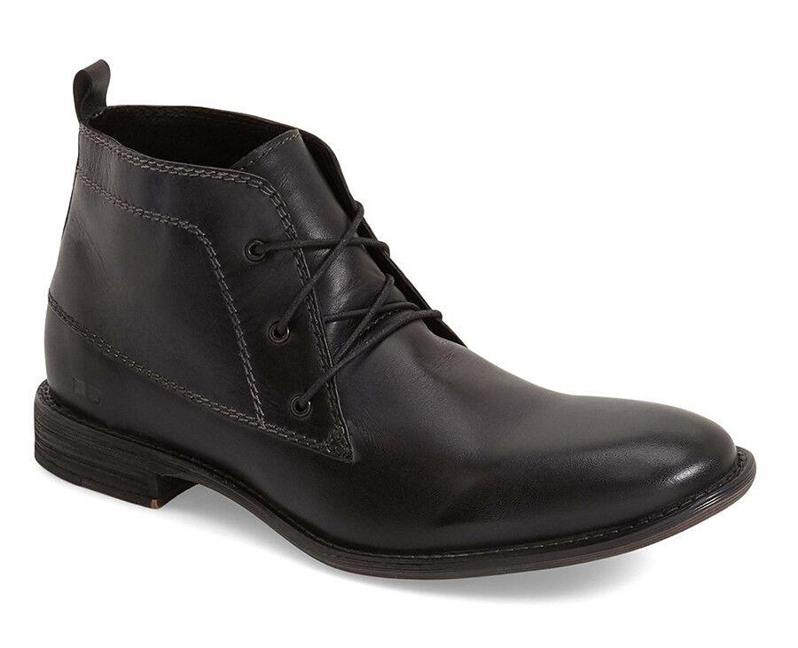 Nuevo Cama   Stu Keith Chukka cuero hombres botas