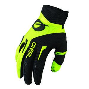 O'Neal 2021 Men's Element Gloves Red/Black All Sizes
