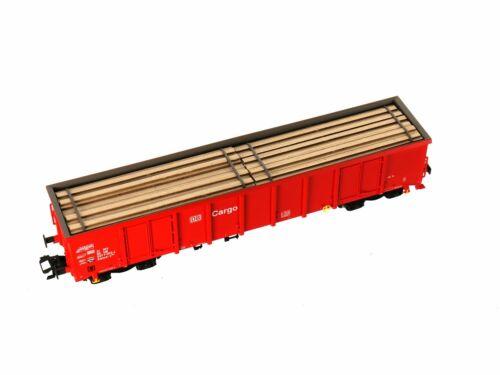 Modelo ferroviario Unión mu-h0-f00026 h0 enormemente gesägte tablones Hell 164 x 30 mm
