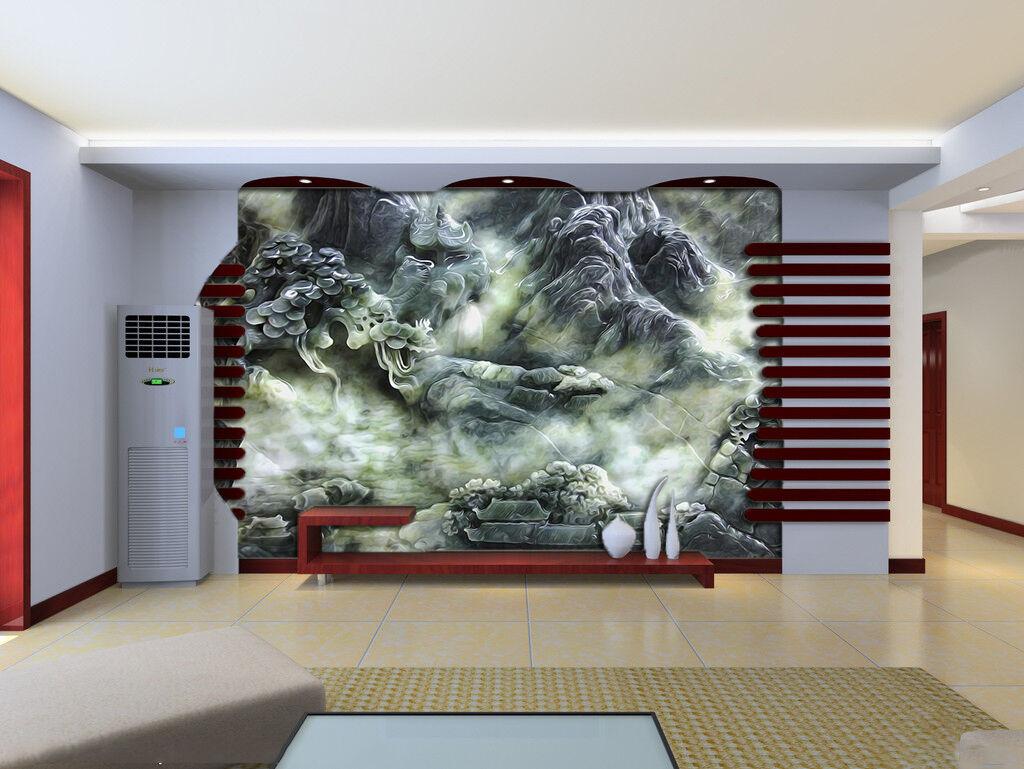 3D Opera 255 Parete Murale Foto Carta da parati immagine sfondo muro stampa