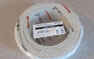 Honeywell-Genesis-22-4-Solid-Alarm-Wire-CM-CL2-500-White-Burglar-Wire-USA-Made
