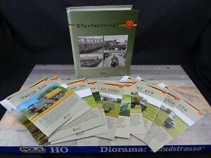 Ordner-mit-10-Beschreibungen-NVA-Fahrzeuge-Atlas-Verlag-Militaer-DDR-1-43-BT65