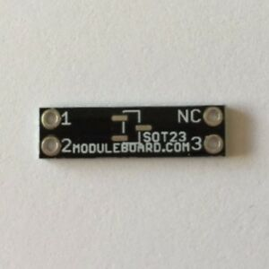 QSOP-16 Breakout Board Adapter for Prototyping