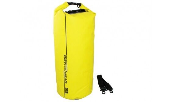 OverBoard Dry Bag - 40Ltr  - RED or YELLOW available