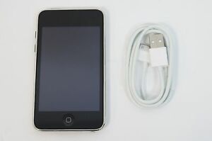 Very-Good-Used-Apple-iPod-Touch-2nd-Generation-8GB-A1288-Black-MP3-Player