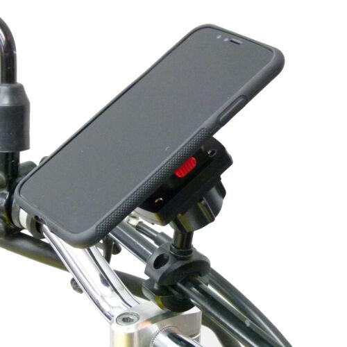 TiGRA MountCase 2 per iPhone XR CON SUPPORTO MOTO BICI TRAVERSA Mount