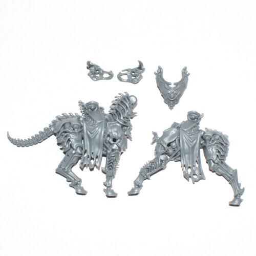 Ossiarch Bonereapers Kavalos Deathriders Steed B G2638
