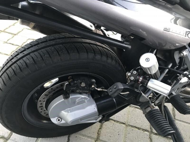 BMW, R 1100 R, ccm 1085