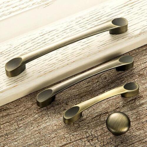 New Home Kitchen Cabinet Door Handles Bar Drawer Pulls Cupboard Wardrobe Knob LA