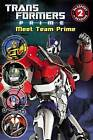 Transformers Prime: Meet Team Prime by Kirsten Mayer (Paperback / softback, 2012)