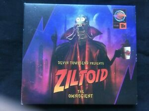 Devin Townsend Presents Ziltoid the Omniscient 2 CD 2007 Digipac InsideOut Rare