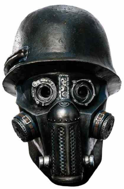 German Stosstruppen Gas Mask Sucker Punch Zombie Halloween Costume Accessory