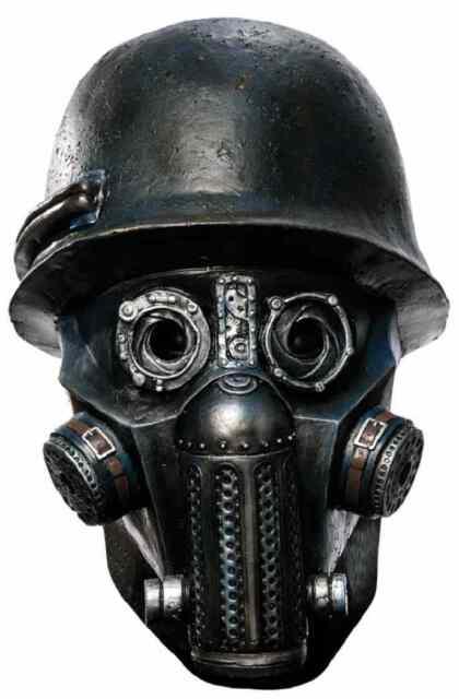 German Stosstruppen Gas Mask Sucker Punch Zombie Halloween Costume Accessory