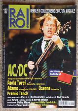 RARO n. 127 AC/DC discografia australiana, Andromeda, Osanna, Adamo