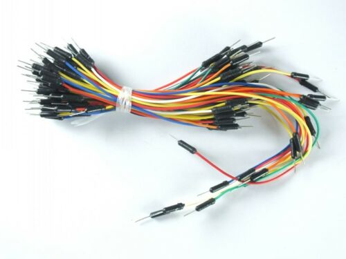 65pcs Arduino Wire Jumper color wires free shipping