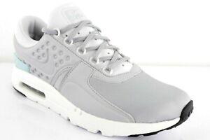Détails sur Nike Air Max Zero Premium Gris Grey Chaussures Shoe Sneaker Taille 45,5 afficher le titre d'origine