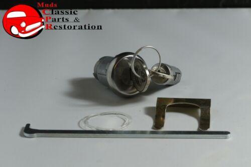 67 Chevelle Glovebox /& Trunk Lock Pear Shape OEM Original Keys Case Not Included