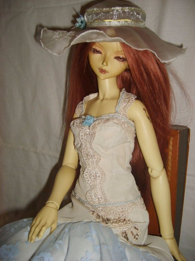Massun Dress for girl girl girl  BJD SD similar Größe   licia 14ef6d