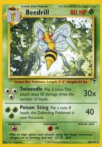 Mewtwo Pokemon cards Charizard Nidoking etc Pikachu Legendary set Moltres