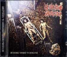 VELOCIDAD ABSURDA Inexorably Doomed to Cataclysm CD EXCELLENT