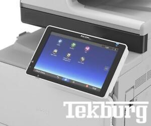Ricoh Aficio MP C307 30ppm Color Laser Multifunction Desktop Photocopier Copier Printer !!! Canada Preview