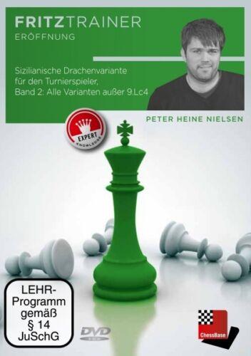 Peter Heine Nielsen Drago Siciliana Variante per il torneo giocatori volume 2