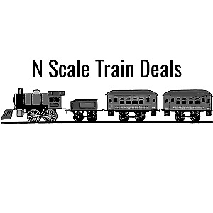 N Scale Train Deals