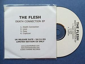 La-Chair-Connection-EP-Death-Connection-4-Piste-DJ-Promo-CD-Single