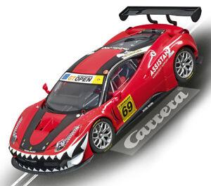 Carrera 23838 Numérique Ferrari 458 Italie Gt3 Kessel Course