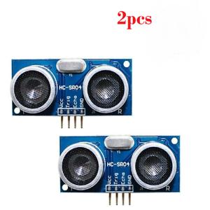 2 x HC-SR04 Ultrasonic Distance Measuring Transducer Sensor for Arduino