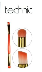 Technic-Smokey-Duo-Eye-Shadow-Brush-Double-Ended-Angled-Liner-24207